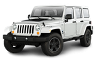 Jeep Wrangler Unlimited кроссовер 5 дв