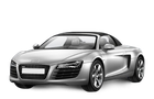 Audi R8 Spyder родстер