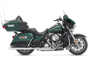 Harley-Davidson Ultra Limited & Low