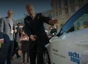 Volkswagen проведет Olympic Roadshow в честь Олимпиады Sochi 2014