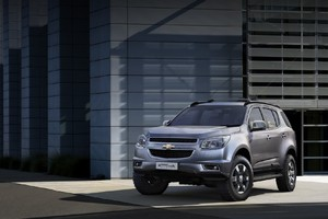 General Motors начинает сборку Chevrolet Trailblazer в Санкт-Петербурге