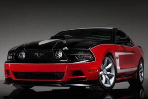 Saleen подготовила Mustang George Follmer Edition