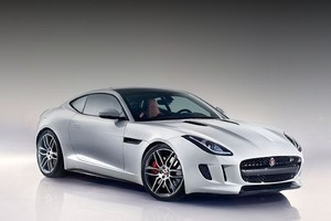 Компания Jaguar официально представила F-Type Coupe