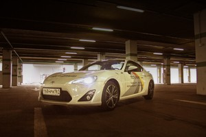 Стиг был бы доволен. Тест-драйв Toyota GT86