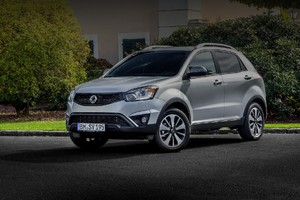 SsangYong в России: рост продаж запчастей в 2 раза и лучший в мире сервис