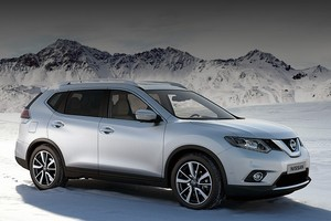 Новый Nissan X-Trail можно будет купить в июле 2014 года