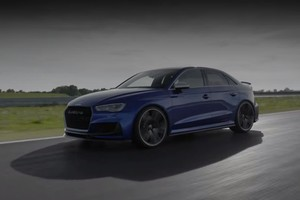 Шоу-кар Audi A3 Clubsport Quattro