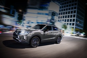 Старт продаж Mitsubishi Eclipse Cross Black Edition